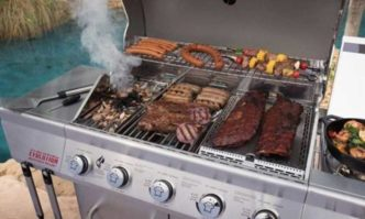 electric grill bbq