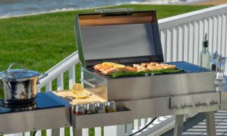 Electric Grill Outdoor