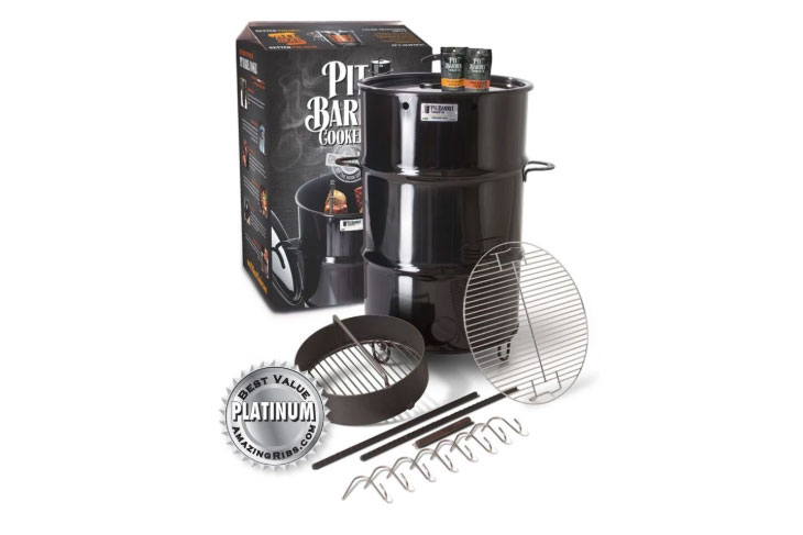 Pit Barrel Cooker Review