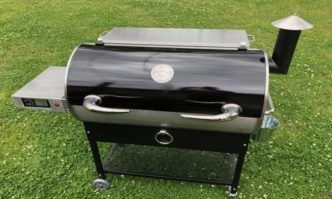 REC TEC Wood Pellet Grill Review