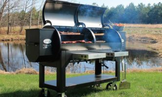 Best Pellet Smoker and Grill