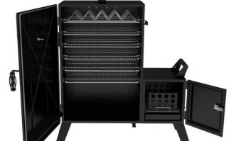 Dyna-Glo DGO 1890BDC-D Offset Charcoal Smoker
